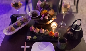 Nozomi Birmingham: Japanese Afternoon Tea with an Optional Cocktail or Champagne (Up to 51% Off)