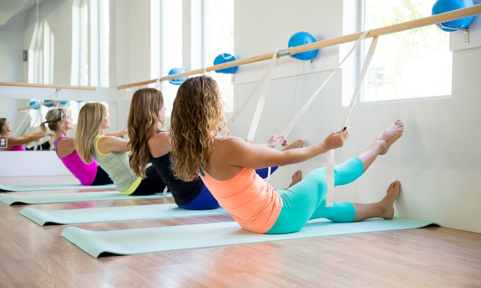 Fit Barre - Northwest Meridian: Five, Ten, or One Month of Unlimited Fitness Classes at Fit Barre  (Up to 78% Off)