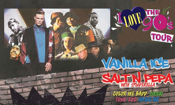 I Love the 90s - Multiple Locations: Standing Tickets to I Love the 90s, 29 September to 7 October at Four Locations, from £35