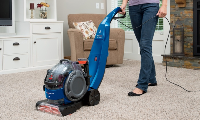bissell liftoff deep cleaner for carpets refurbished bissell liftoff