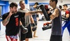 Up to 88% Off Kickboxing or Martial Arts Classes