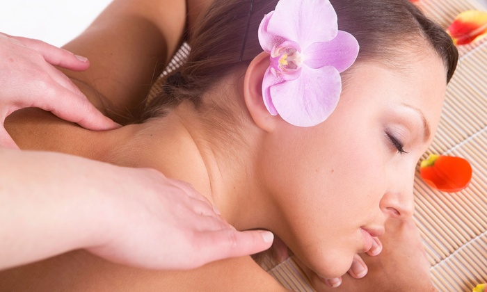 Sea Spa - Downtown Medford: One-Hour Massage or a One-Hour Foot-Treatment Package with Reflexology, Scrub, and Footbath at Sea Spa (Up to 48% Off)