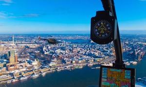 City Copter: 25 Min. Panorama-Rundflug über Hamburg für 1, 2 oder 4 Personen bei City Copter (bis zu 56% sparen*)