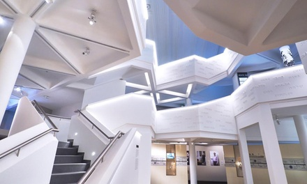 Sydney Jewish Museum Entry for One Adult $7, Child or Senior $5, or Family of Four $16 Up to $32 Value