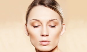 Saloni Beauty Salon: 4 Eyebrow, Lip, Chin, and Forehead Threadings, or 4 Full-Face Threadings at Saloni Beauty Salon (Up to 79% Off)