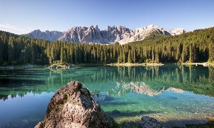Trentino: camera doppia o matrimoniale in mezza pensione per 2 a 54€euro