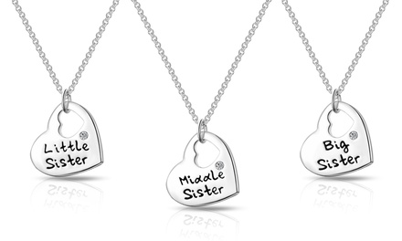 Philip Jones Sisters Necklaces