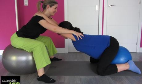 2 o 4 módulos para la preparación al parto para una persona desde 39,95 € en Osteokids And Adults