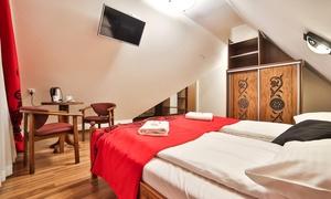noclegi Zakopane Zakopane: pokój dla 2 osób ze śniadaniami, sauną i jacuzzi w Grand Podhale Resort & Spa