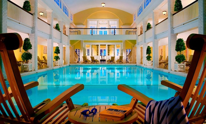Omni Bedford Springs Resort - Bedford, Pennsylvania: 2-Night Stay at Omni Bedford Springs Resort in the Allegheny Mountains, PA
