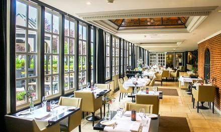 Nabij Gouda: deluxe 2persoonskamer incl. ontbijt, wellness en naar keuze diner bij 4* Hotel & Restaurant De Arendshoeve