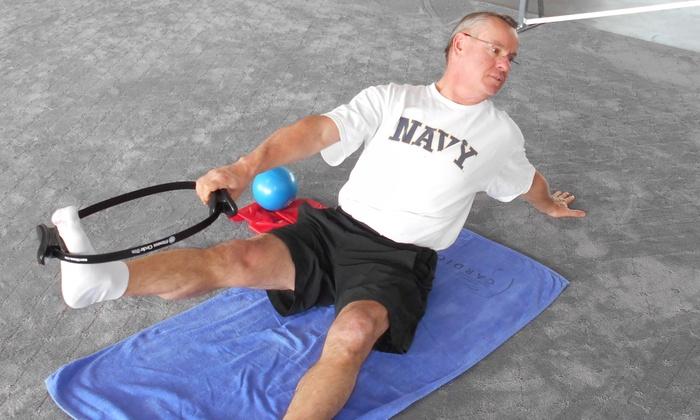 Pilates-4 - Northeast Virginia Beach: Two Weeks of Pilates Classes at Pilates-4-Virginia Beach
