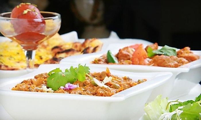 Chutneys Queen Anne - Queen Anne: Indian Cuisine at Chutneys Queen Anne (Up to 57% Off). Three Options Available.