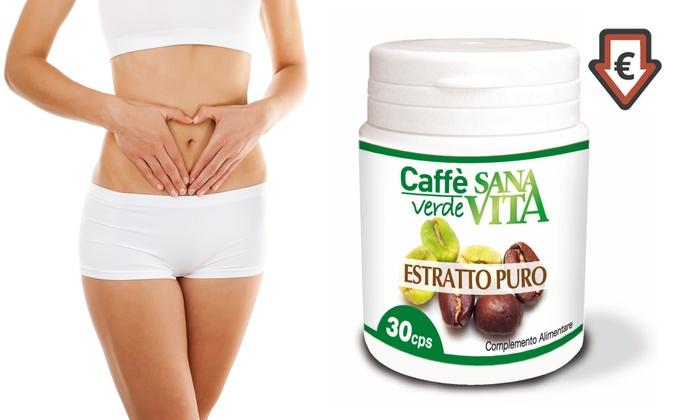 Dimagrante al Caffè verde Sanavita