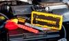 Arrancador y cargador de batería