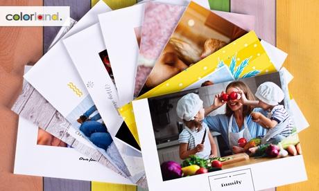 1 livre photo personnalisé A5 de 32, 40, 60, 80 ou 100 pages sur Colorland ( s)