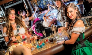 Treasure Tavern: Treasure Tavern Dinner Show for One, Two, or Four at Treasure Tavern (Up to 46% Off)