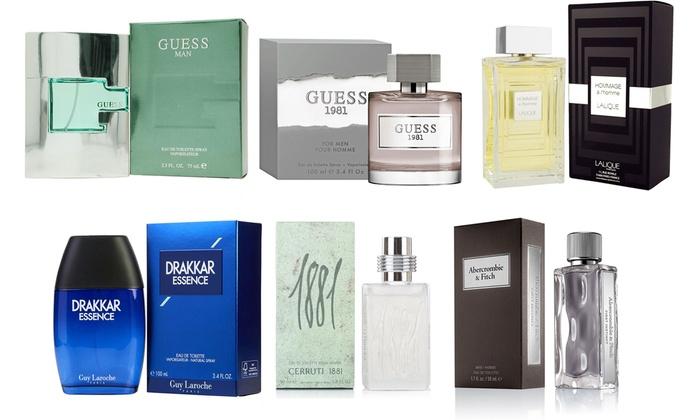 jusqu'à 9% Parfums grandes marques hommes | Groupon