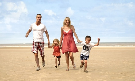 Various Coastal UK Locations: 3 or 4Night Summer Holiday Break for Up to Four with Pontin's Family Holiday Parks