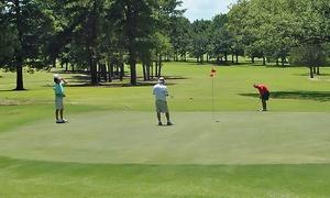 Live Oak Golf Club: $189 5 Rounds of Golf, 10 Clinics, and ProSeries Hybrid Club Live Oak Golf Club ($1,145 Value)