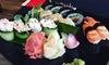 Zestawy sushi: 12-60 kawałków