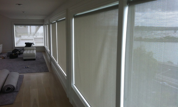 Rollerflex Limited - Wairau Valley: From $65 for Custom Made-to-Measure Roller Blinds Available in 15 Sizes from Rollerflex Limited (From $110 Value)