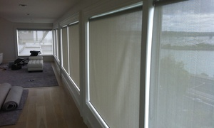 Rollerflex Limited: From $65 for Custom Made-to-Measure Roller Blinds Available in 15 Sizes from Rollerflex Limited (From $110 Value)