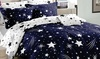 Meteor Design Quilt Cover Set