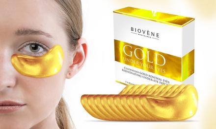 1, 2 o 3 Packs de 10 parches antiojeras polvo de oro Cleopatra's GOLD de Biovène desde 4,90 € (hasta 95% de descuento)