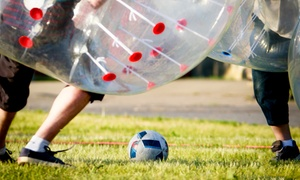 Bulle Soccer: 2 Hours of Bubble Soccer including Equipment and Activity Leader with BullE Soccer (Up to 52% Off)