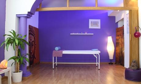 3 o 5 sesiones de fisioterapia de 60 minutos con estudio previo en la primera sesión desde 39,95 € en Fisiholistic