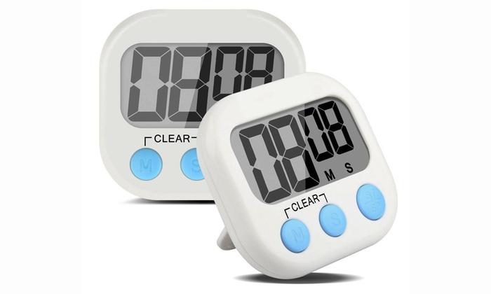 1 o 2 set con timer elettronico e cronometro