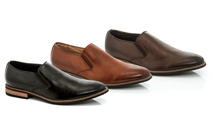 Adolfo Men's Slip-On Polo Dress Shoes | Groupon