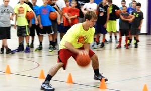 Inner Circle Sports ICS: Four-Day Basketball Camp with Optional In-Camp Training at Inner Circle Sports (Up to 44% Off)