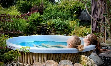 Friesland: tweepersoonskamer incl. 1 dag wellness op Sauna en Beautyresort de Leliehof voor twee