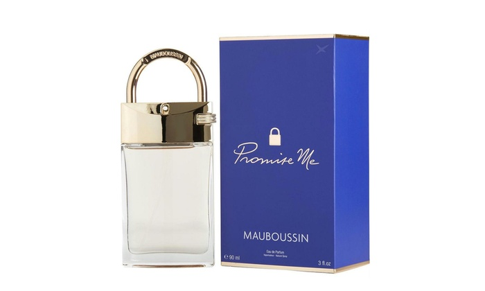 Eau Me Mauboussin De Parfum 90ml Promise Pour Femme ARcL4j35qS