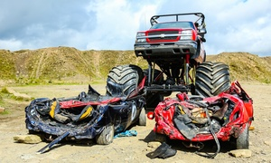 Wicked Adventures: Monster Truck and Car Crawling Experience with Optional Off-Roading for Up to Four at Wicked Adventures (Up to 54% Off)