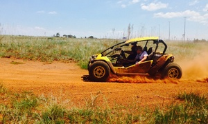 Dirty Rides: Three-Hour PGO Bug Racer Off-Road Experience from R1 200 for Two at Dirty Rides (50% Off)