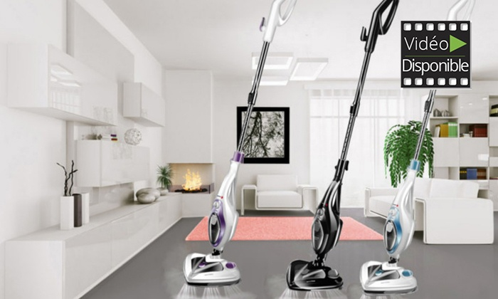 balai vapeur fagor groupon shopping. Black Bedroom Furniture Sets. Home Design Ideas