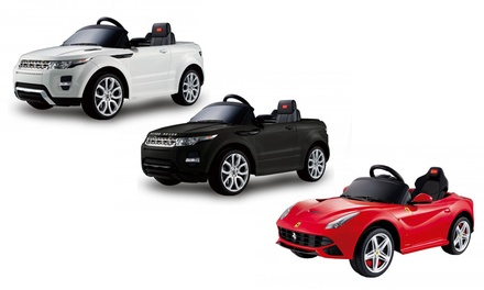 Kids Electric Cars for £169 With Free Delivery (Up to 32% Off)