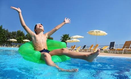 1 o 2 sillones de piscina inflable