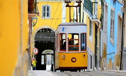 ✈ Lissabon: 2 of 3 nachten in centraal gelegen hotel met ontbijt en retourvlucht vanaf Eindhoven
