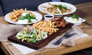 Restauracja AM: 24 zł za groupon wart 40 zł do wydania na menu i więcej opcji w Restauracji AM w Krzywym Domku w Sopocie (-40%)