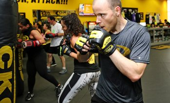 Up to 76% Off Classes at CKO Kickboxing