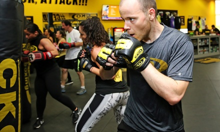 Fitness Kickboxing Classes at CKO Kickboxing (Up to 85% Off). Two Options Available.