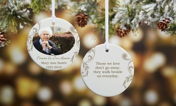 41% Off Personalized Photo Ornament from Personalization Mall