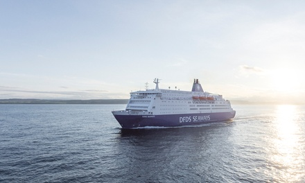 Amsterdam: 2Night Return Mini Cruise for Two or Four with Option for Breakfast, with DFDS Seaways Newcastle