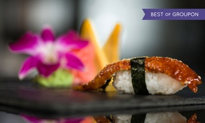 Restauracja Pataya Sushi: Japońska uczta sushi: 40 kawałków za 69,90 zł i więcej opcji w Restauracji Pataya Sushi w Gliwicach (do -48%)