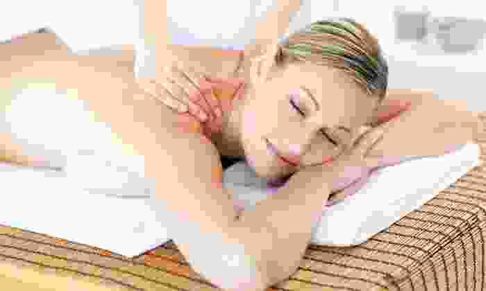 Aqua Bella Hair Salon & Spa - Greater Woodlawn: One or Three 60-Minute Deep-Tissue Massages at Aqua Bella Hair Salon & Spa (62% Off)