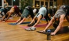 Up to 78% Off Yoga Classes at Yoga to the People